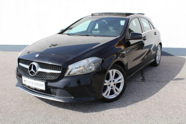 Mercedes A200 d 2,2 Urban aut. billede 0