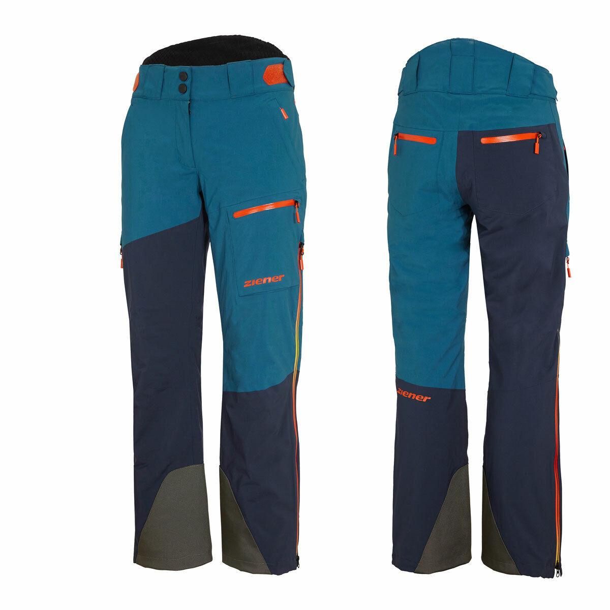ZIENER TILAS VENT-ZIP LADY Damen Skihose Snowboardhose TEAMWEAR 20K 184938