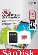 New 128GB#Ultra Micro SDXC UHS-1 Class 10 Micro SD Memory*Card
