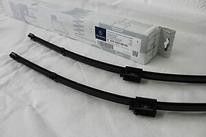 New genuine mercedes benz w205 c class front wiper for Mercedes benz c300 wiper blades