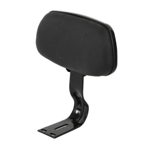 Black Wide Comfortable Saddle Seat Pad For Tricycle Bike Bicycle With Back Rest