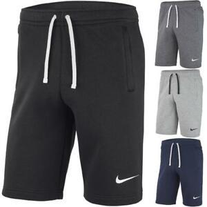 Nike-Swoosh-Fleece-Herren-Shorts-Kurze-Hose-Trainingshose-Fitness-Sport-Shorts
