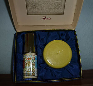 100g Jabón Pure And Mild Flavor Eau De Toilette 25ml 4711 Poesie