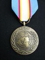 BRITISH ARMY,PARA,SAS,RAF,RM,SBS - UN Military Medal & Ribbon - EAST TIMOR New!