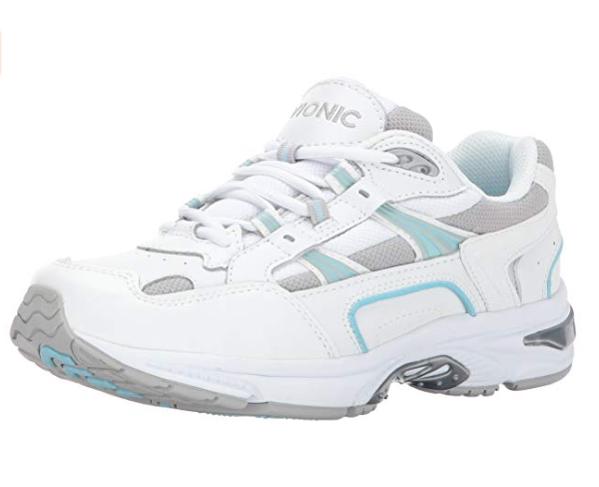 cd6db95ea89c Buy Women s Vionic With Orthaheel Technology Walker Shoe 9 W White ...