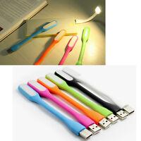 Schön Biegbar USB LED Lampe für Laptop Powerbank Notebook Licht Leuchte