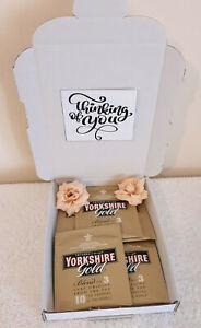 Yorkshire GOLD MISCELA tè pomeridiano Lettera Scatola cesto regalo