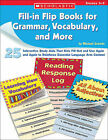 Fill-In Flip Books for Grammar, Vocabulary, and More: Grades 3-5 by Michael Gravois (Paperback / softback, 2005)