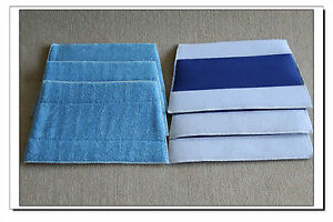 Brand-New-6-Microfiber-Cleaning-Pads-For-Haan-Steam-Mop