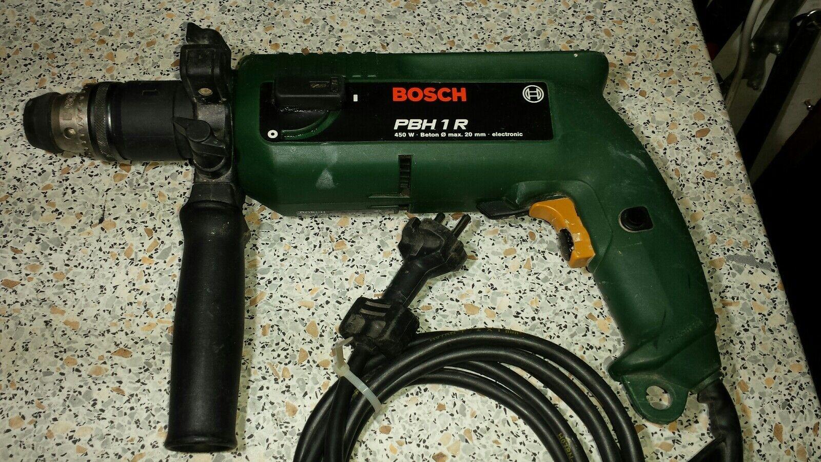 Bosch Pbh 1r pünamatisch   bohrhammer mit universal Bohrfutter