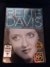 Bette Davis Collection - Volume 3 (DVD, 2008, 6-Disc Set)