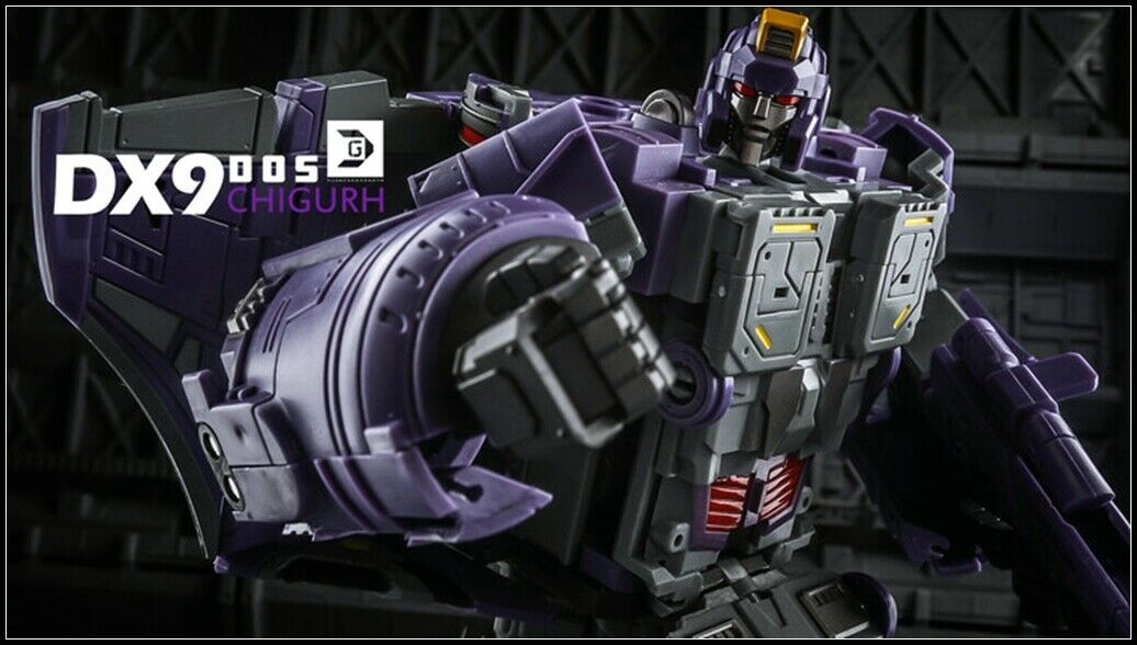 Orden previa DX9 Juguetes Transformers D05 máquina pistolas G1 Astrojorain Juguete homónimo reimpresión versión