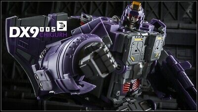 Pre-order DX9 toys Transformers D05 Chigurh MP G1 Astrotrain Toy Reprint