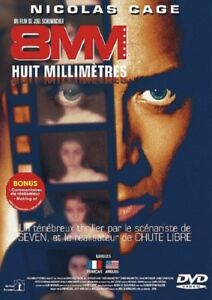 8MM-Nicolas-Cage-DVD-Neu-unter-Blister