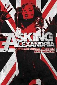 Asking-Alexandria-Live-Da-Brixton-E-Beyond-Nuovo-DVD