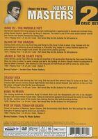 Kung Fu Masters (dvd, 2007, 2-disc Set)