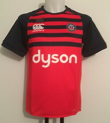 BATH RUGBY Home Pro Men/'s Rugby Union Jersey 2017-2018 NEW Canterbury Shirt