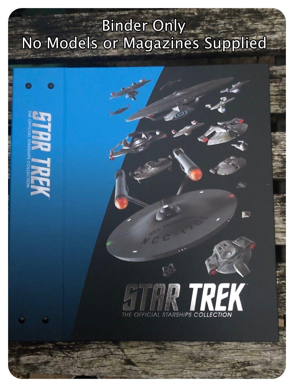 Federation Binder (No Models or Mags)