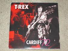 T REX - CARDIFF '72 - NEW CD
