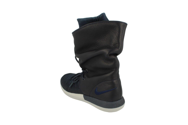 Nike Damen Roshe 861708 Zwei Hi Flyknit Turnschuhe 861708 Roshe Sneakers Stiefel 400 d2f232