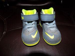 900dc9dcabd6 2014 Nike Lebron Soldier 8 Magnet Grey Volt Dark Magnet Grey Shoes ...