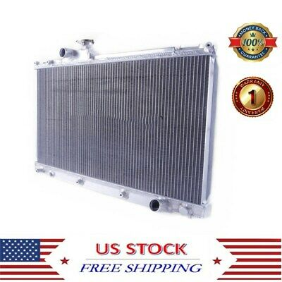 FOR 01-05 IS300 ALTEZZA XE10 IS 2JZ-GE 2-ROW FULL ALUMINUM RACING RADIATOR MT