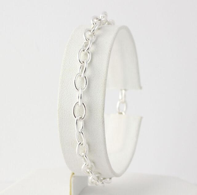 Cable Chain Bracelet 7