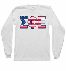image is loading sigma phi epsilon bella canvas long sleeve t