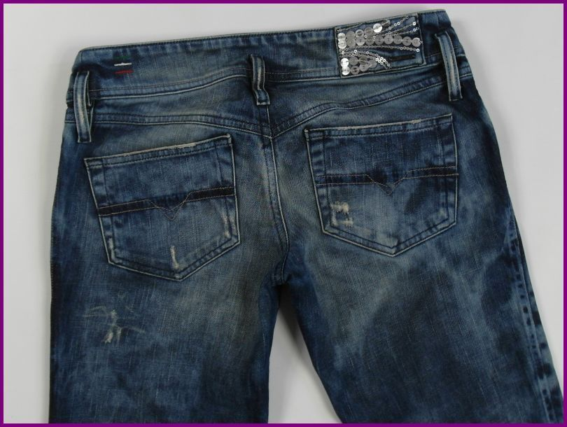 DIESEL MATIC 8N1 008N1 JEANS 26x32 26 32 26x28,94 26 28,94 MADE IN ITALY