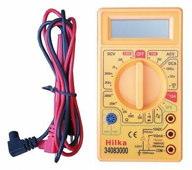 Digital Multi-Meter Hilka 34083000
