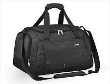 """Mixi 20"""" Black Duffel Bag Gym Sports Shoulder Travel Luggage Bag"""