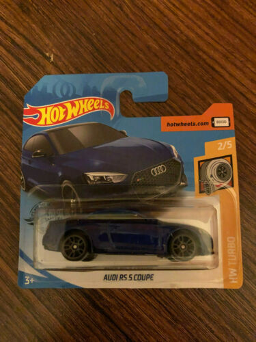 Hot Wheels 2020 Audi RS 5 Coupe 02//05 OVP mattel Matchbox 118//250