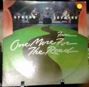 LYNYRD-SKYNYRD-One-More-From-The-Road-Released-Double-Album-1976-Vinyl-album