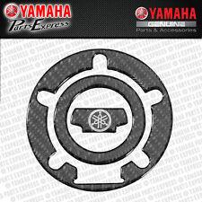 NEW GENUINE YAMAHA GYTR CARBON FIBER FUEL CAP ACCENT R1 R6 FZ 09 GYT-5SL49-28-CF
