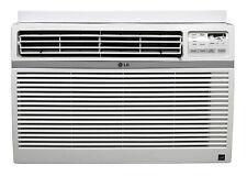LG LW2516ER - 25,000 BTU 220V Window A/C: Remote & Window Accessories Included