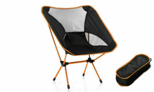 New Chairs Lightweight Fishing Seat Ultra-Light Folding Camping Chair Portable