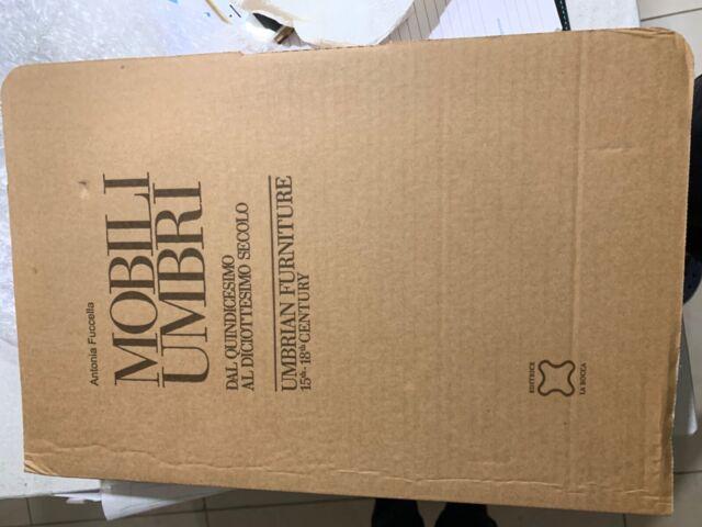 Mobili Umbri dal Quindicesimo al Diciottesimo secolo. Umbrian furniture 15th-18t