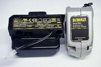 Dewalt Dws7085 Miter Saw Led Work Light System G 252 Nstig