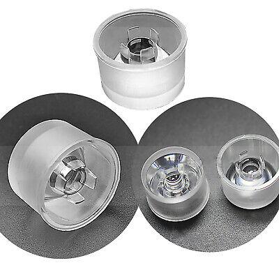 US$ 8//20pcs 5°15°30°45°60°90°120° degree LED Lens Clear Collimator Waterproof