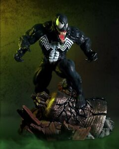 Venom Custom Statue from STATIX Custom 1/4 scale No 27/45. Brand NEW