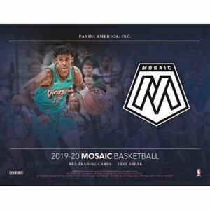 2019-20-PANINI-Mosaic-Fast-Break-BOX-Break-RANDOM-TEAM-each-spot-gets-1-teams