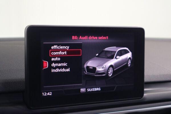 Audi A4 2,0 TDi 190 Sport Avant S-tr. billede 12