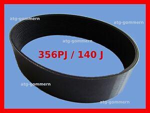 Keilrippenriemen 5 PJ 356 mm 140 J Poly-V Riemen Keilriemen