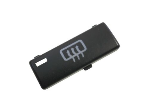 """Bmw E39 X5 E53 A//c Clima Panel de control de botón de /""""Trasero descongelación/"""" Air Con Calentador"""
