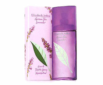 Green Tea Lavender Elizabeth Arden for women -100ml