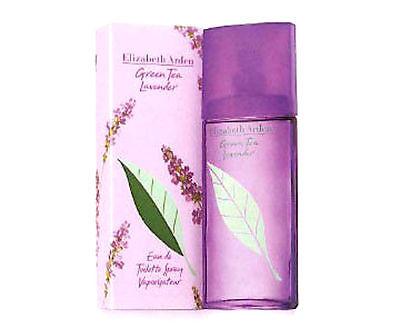 Green Tea Lavender Elizabeth Arden for women -100ml