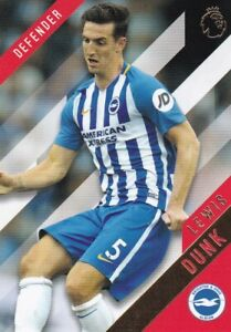 2017-18-Topps-Premier-League-or-Football-Cartes-a-Collectionner-17-Lewis-Dunk