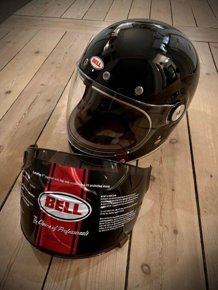 Hjelm, Bell Bullitt, str. XL 60-61cm