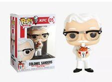Funko Pop Icons KFC - Colonel Sanders Vinyl Figure Item #36802