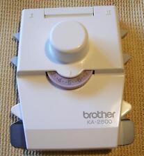 Intarsien-Schlitten KA-2600 für Strickmaschine Brother KH 230 260 270